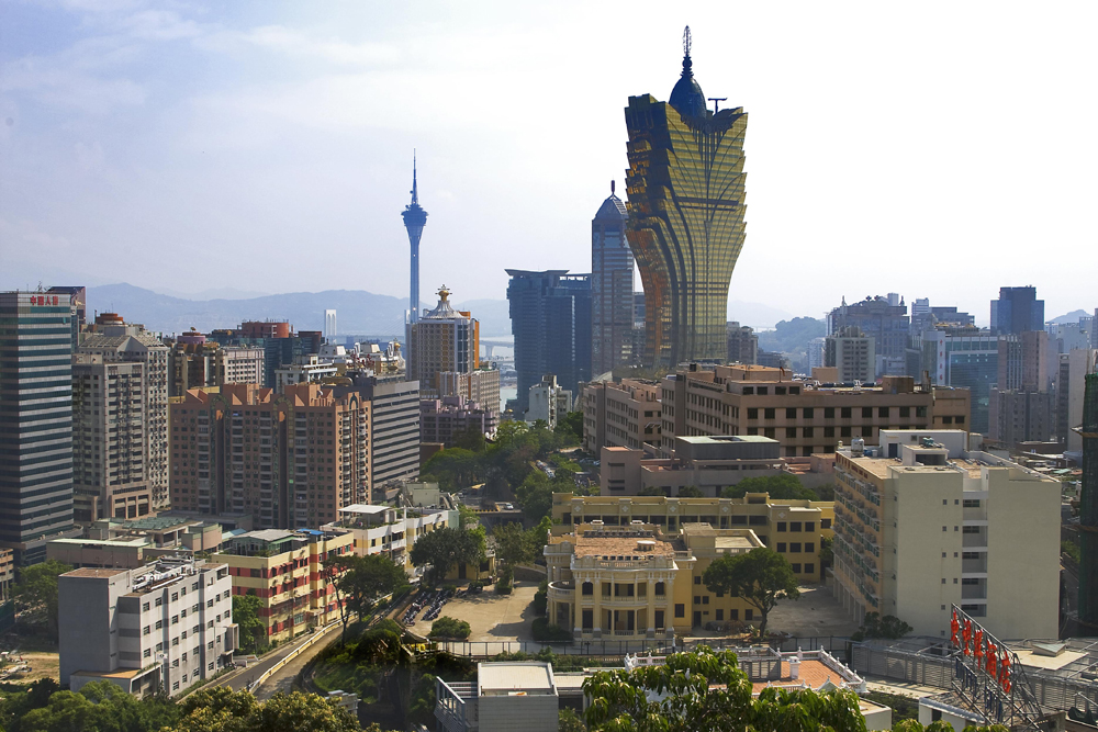 Macau's hotel guests up 18 pct in July