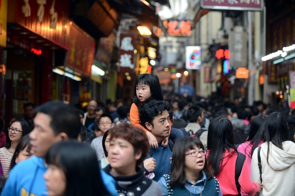 Tourism office says 896,847 Golden Week visitors