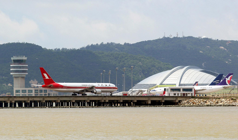 Macau International Airport to invest US$625 million in expansion plans