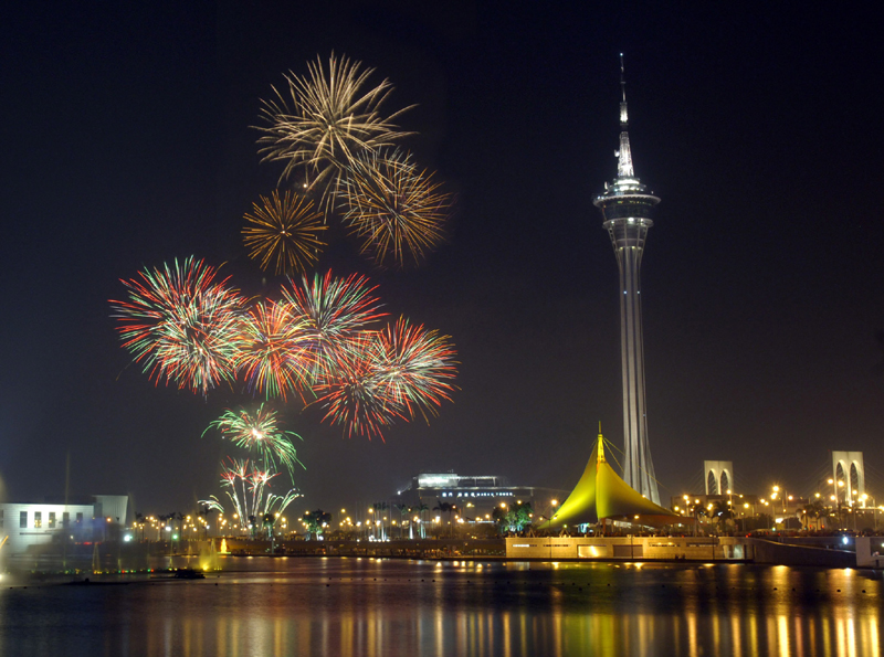 Macau to witness its 'biggest fireworks ever' on Sunday