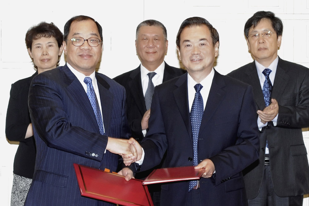 Macau and Beijing sign protocol to prevent double taxation and tax evasion