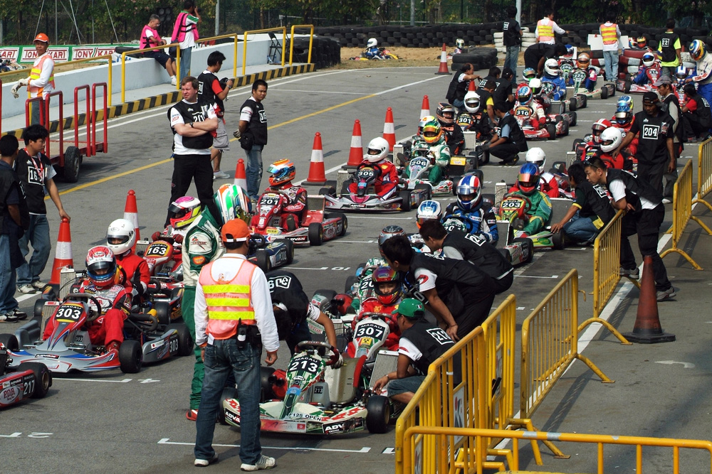 Asia's first World Karting Championship to be held in Macau next month