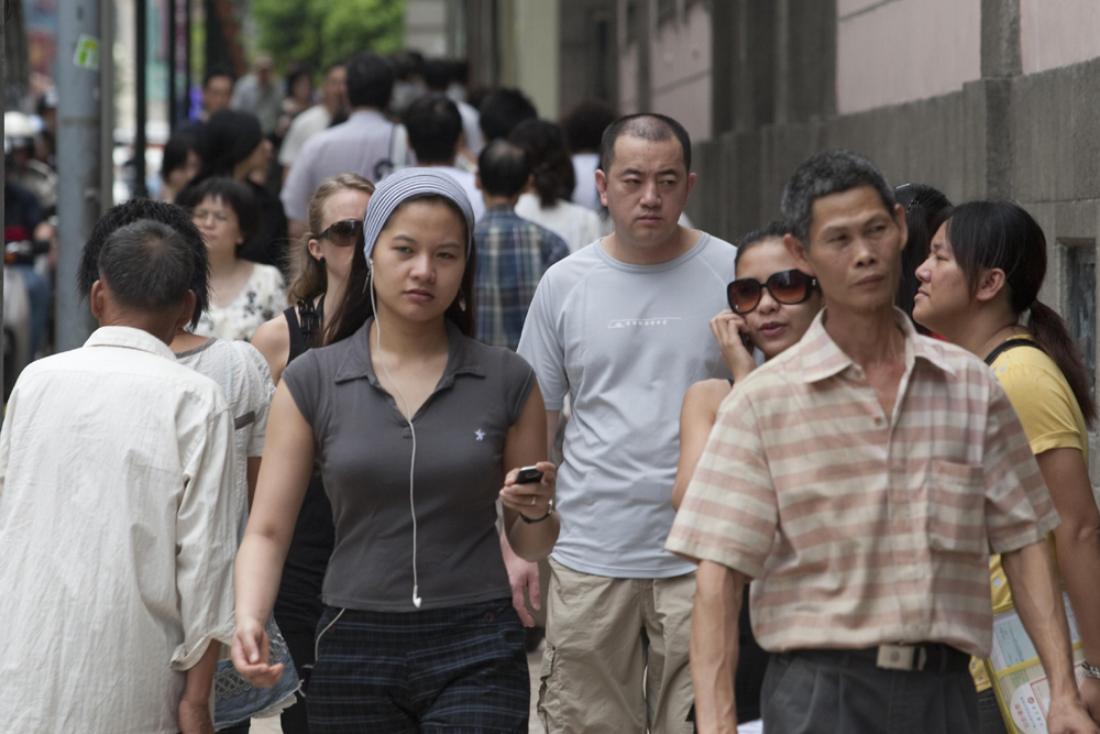 Macao residents receive monetary subsidies until the end of the month