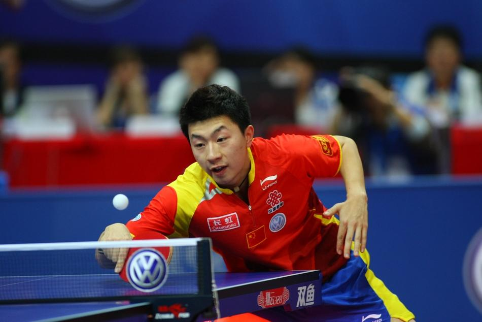 China sweeps singles title of 2008 ITTF table tennis Pro Tour Grand Final in Macau