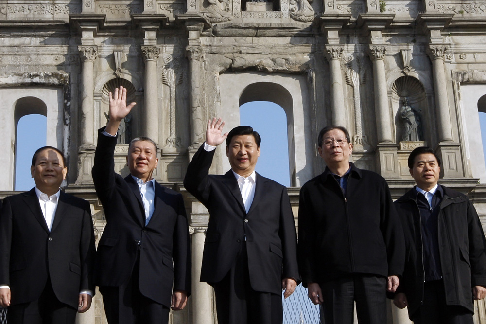 Chinese Vice-president urges Macau to diversify