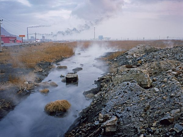 Seawater of Zhuhai seriously polluted