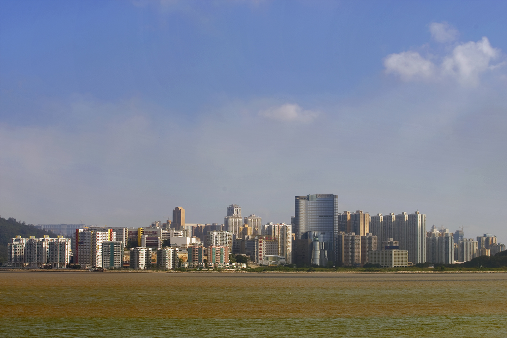 China approves 3.6 sq km land reclamation proposed by Macau