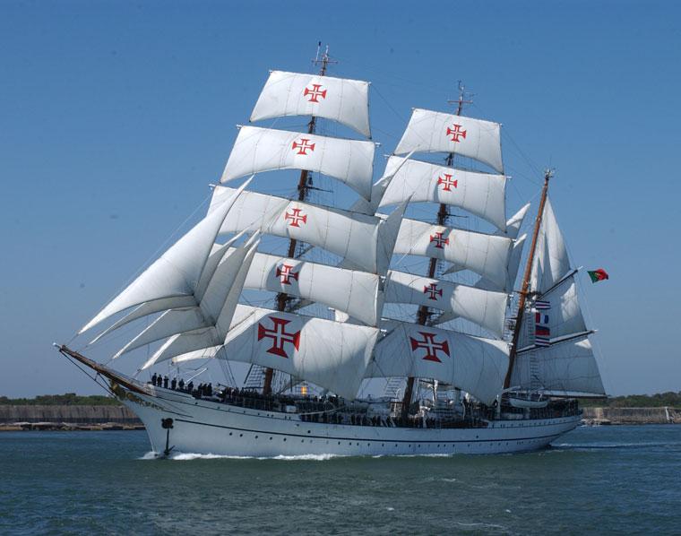 "Beijing bars Portuguese navy ship ""Sagres"" from Macau"