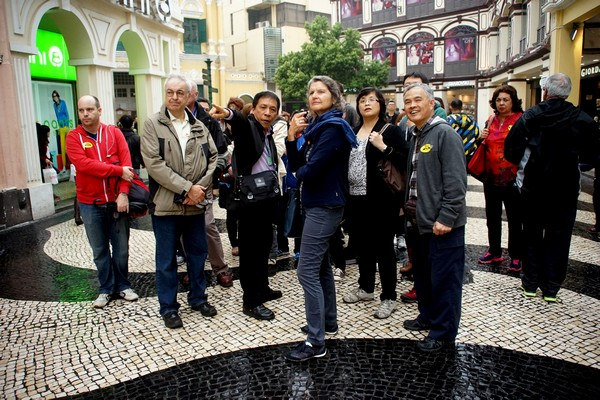 Almost 8 million visitors in Macau in the first quarter of 2014