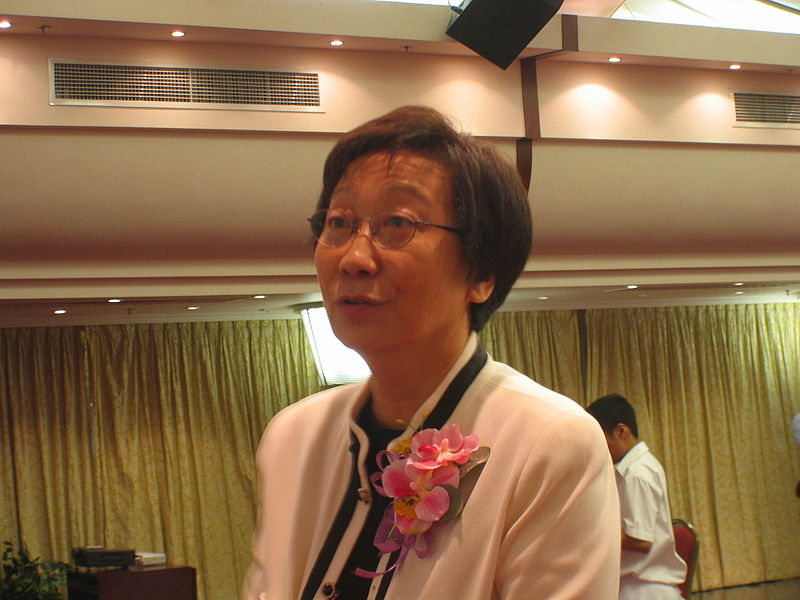 Susana Chou appointed vice-director of Macau Basic Law Committee