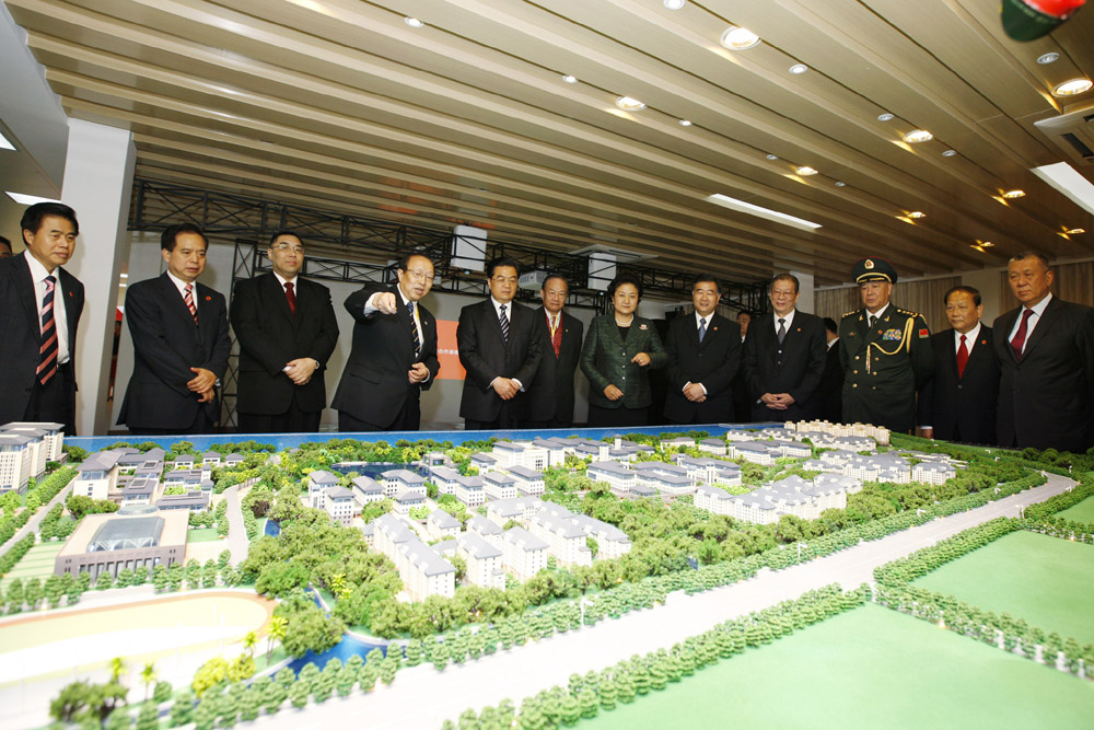 Hu Jin Tao expects UM campus in Hengqin to be 'top-notch'