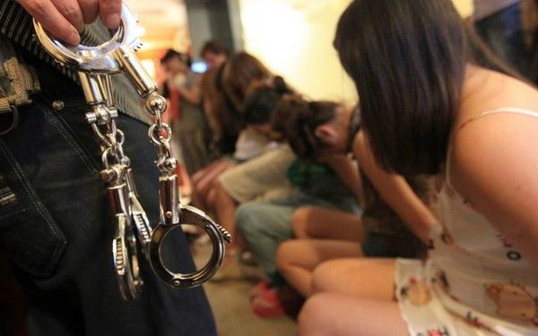 Macau remains a source territory for human trafficking