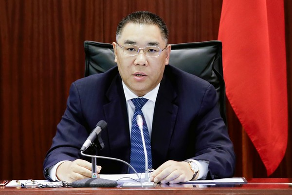 Chief Executive of Macau: info on land swaps to go online