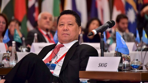 No request from US over UN graft scandal: Wong