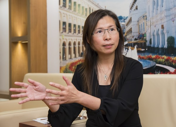 Macau forum office chief quits for 'family reasons'
