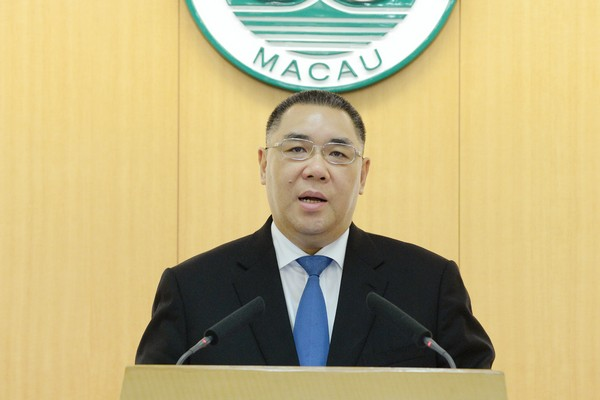 Chui vows to tackle Macau's 4 overdue public projects