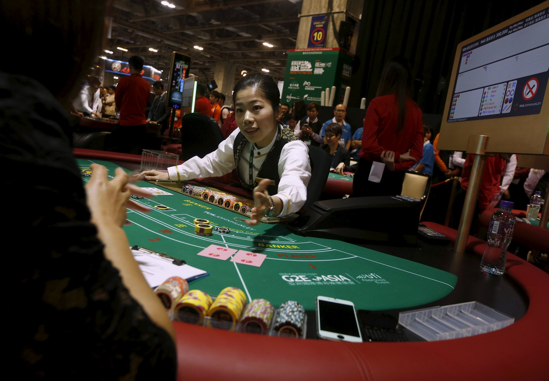 Macau gaming expo to put more focus on non-gaming