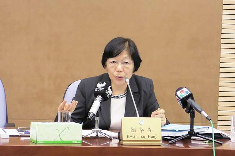 Macau lawmaker asks about fate of consumer rights bill