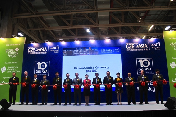 G2E Asia 2016 in Macau highlights iGaming Zone