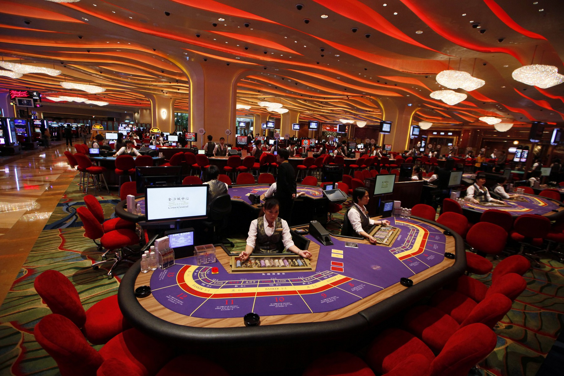 Casino staff want their opinions heard over mid-term review