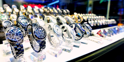 Watch imports leap 65 pct in 1st half
