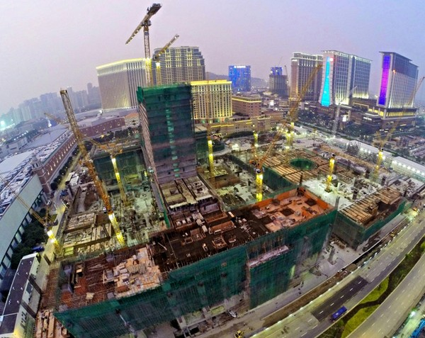 Budget for Melco Studio City film to hit US$70 mln
