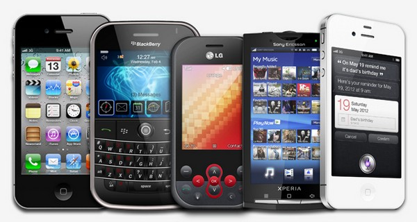 Mobile phone imports rise 55 pct in October