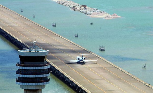 Macau airport shows 3 pct growth in January 2015