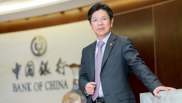 Banker says Macau is a 'natural free trade zone'