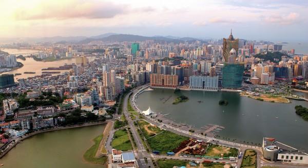 Macau GDP in Q1 slumps as casino revenues plunge