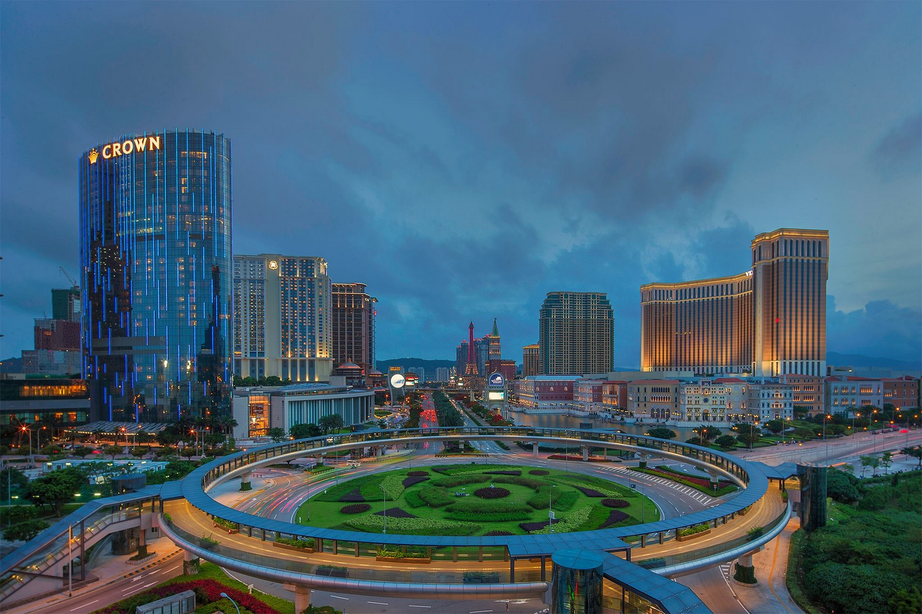 Macau ranks ninth in competitiveness of Chinese cities