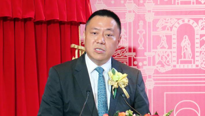 Leong hopes to tighten Macau-Zhejiang ties