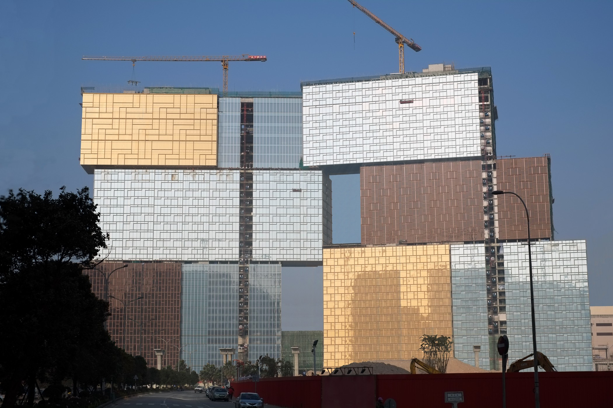 Pansy Ho says MGM Cotai, Macau, project going smoothly