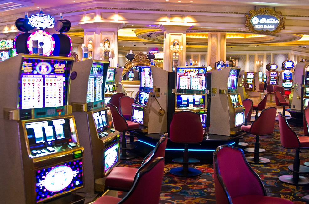 Diversifying Macau's economy with different types of slot machines