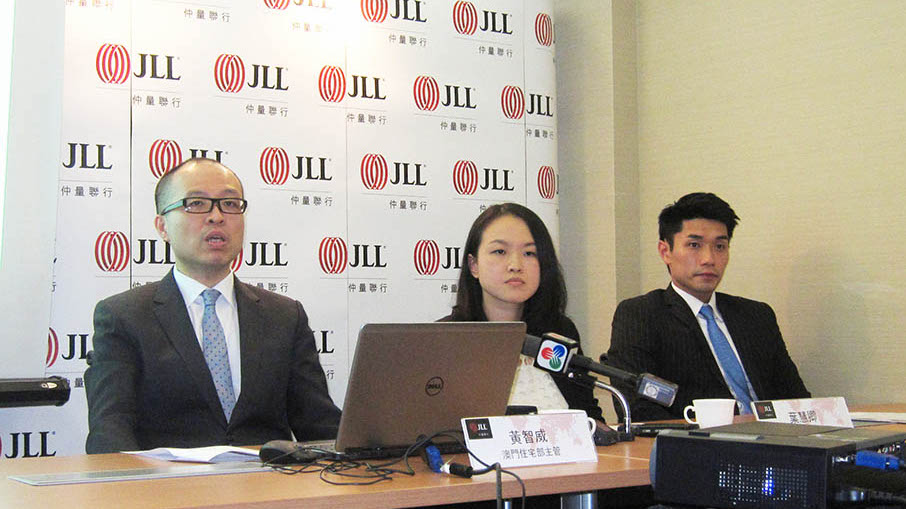 JLL says Macau property prices 'already' hit bottom