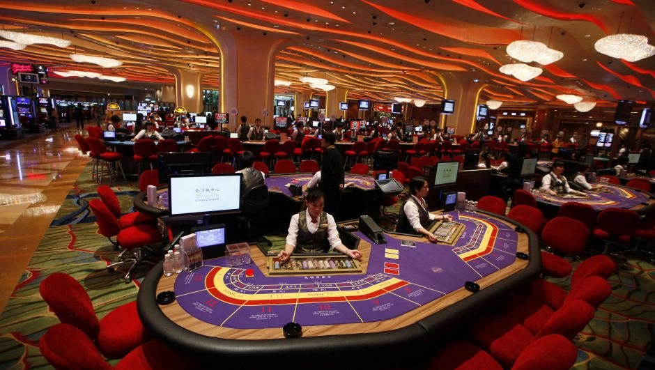 VIP baccarat is the main source of revenue from Macau's casinos in 1st half
