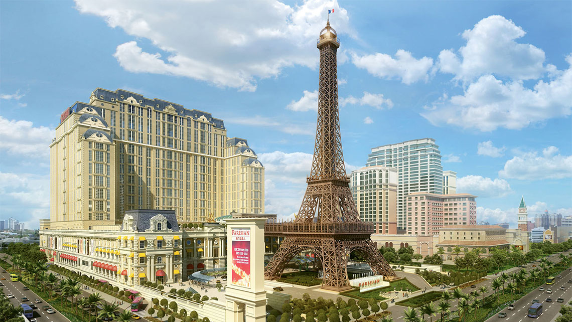 Sands hopes to get more gaming tables for Parisianin Macau