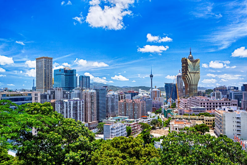 Macau's June annual inflation continues to slow