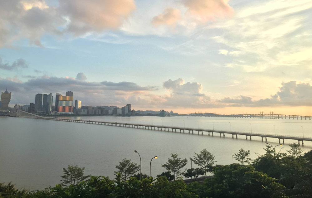 Macau government hires consultancy for study on 2 Macau-Taipa tunnels