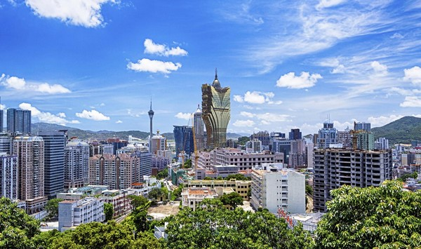 Macau's imports dropped by 21.1 per cent in H1