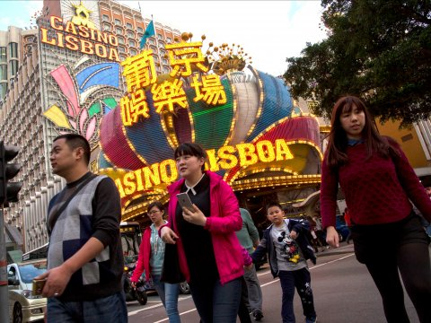 Revision of electoral law to ban Macau casinos from campaign