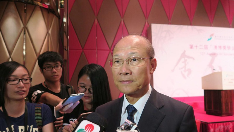 So says Grand Lisboa Palace to open in 2018 in Macau