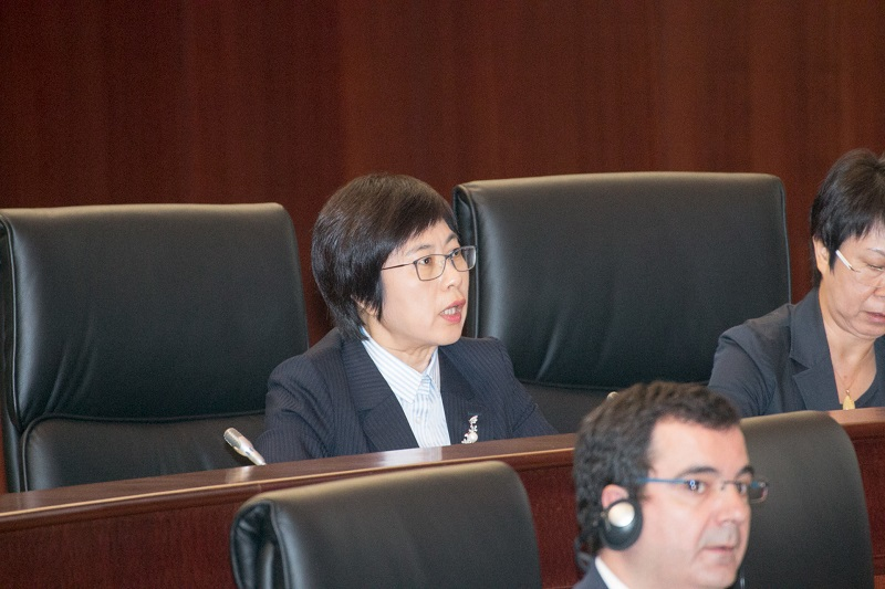 Chan clarifies 'foreign' lawmakers rule for elections in Macau