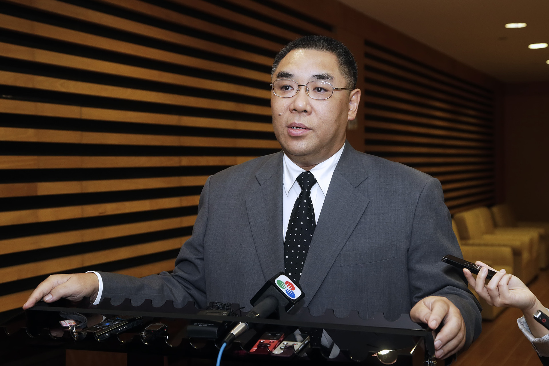 Macau's Chief Executive to attend Pan-Pearl River Delta Forum