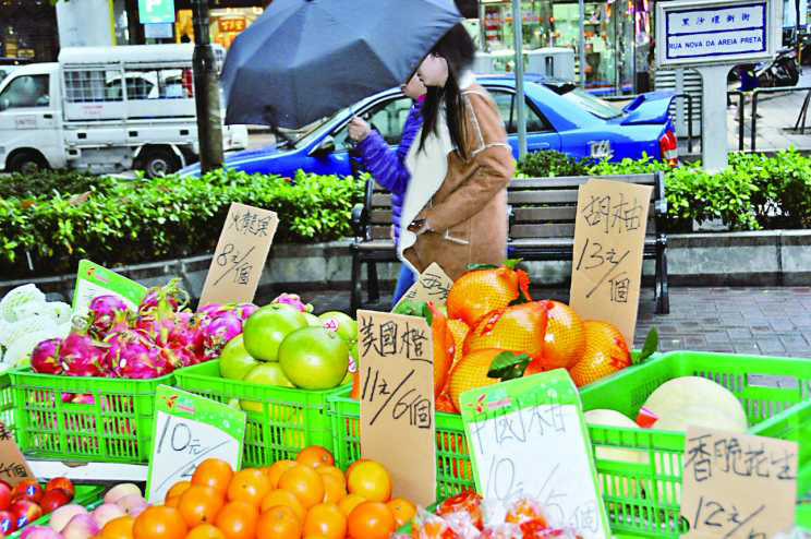 Macau inflation continues slowing down
