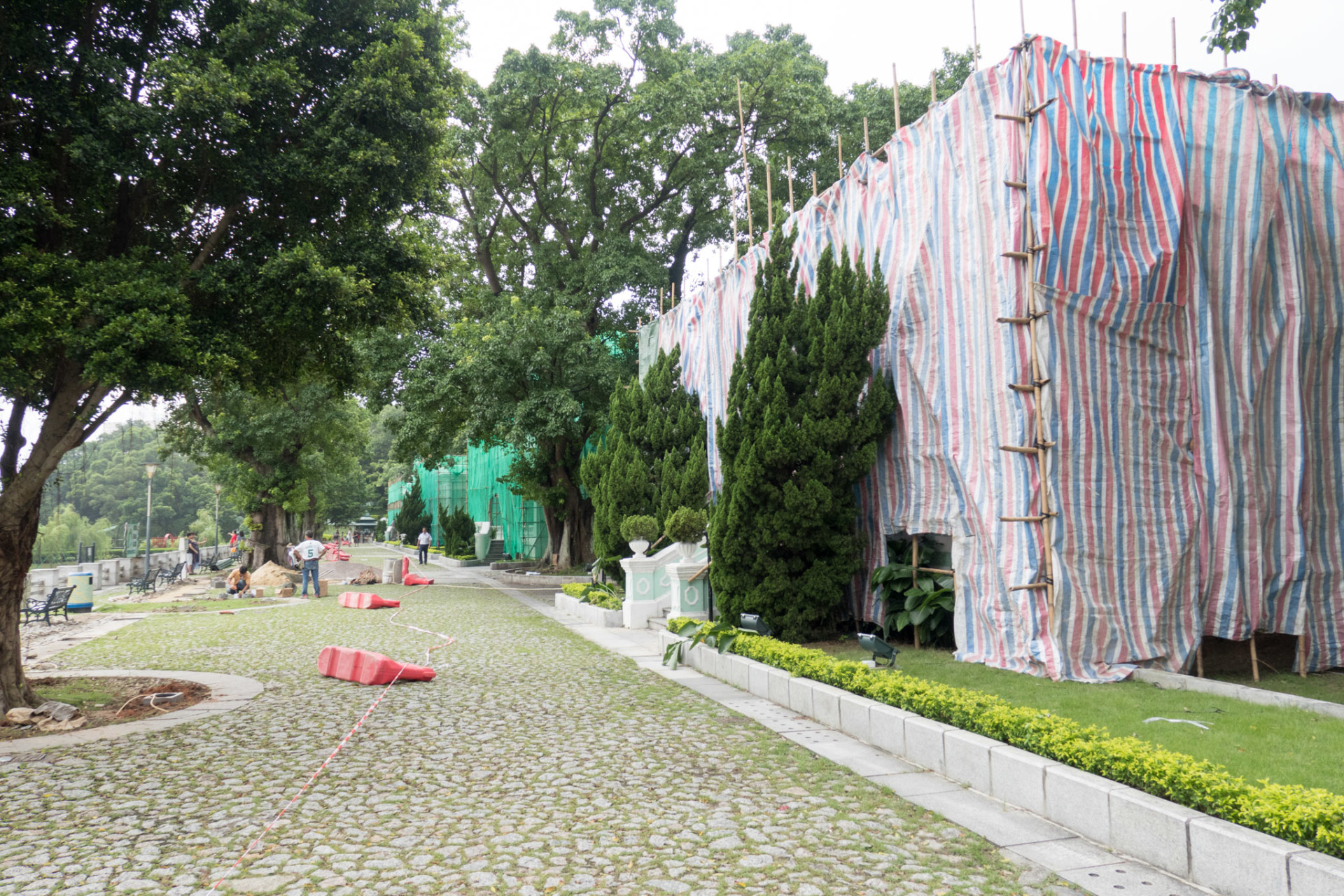 Macau government expects up to 15 per cent more visitors to revamped Taipa-Houses Museum area