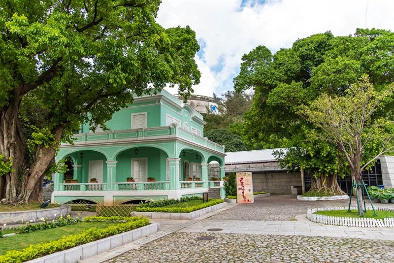 Macau government shelves eatery plan for Taipa-Houses Museum