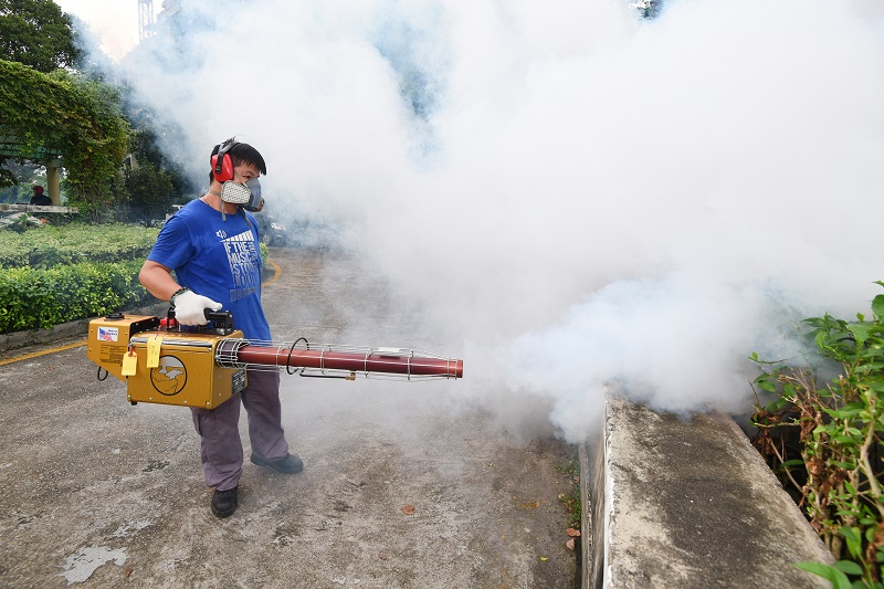Macau has 'high chance' of imported Zika cases