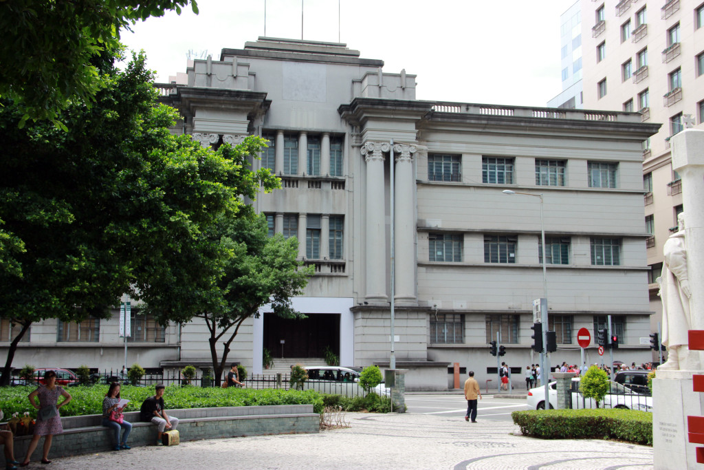 Macau government to open a new tender for future Central Library