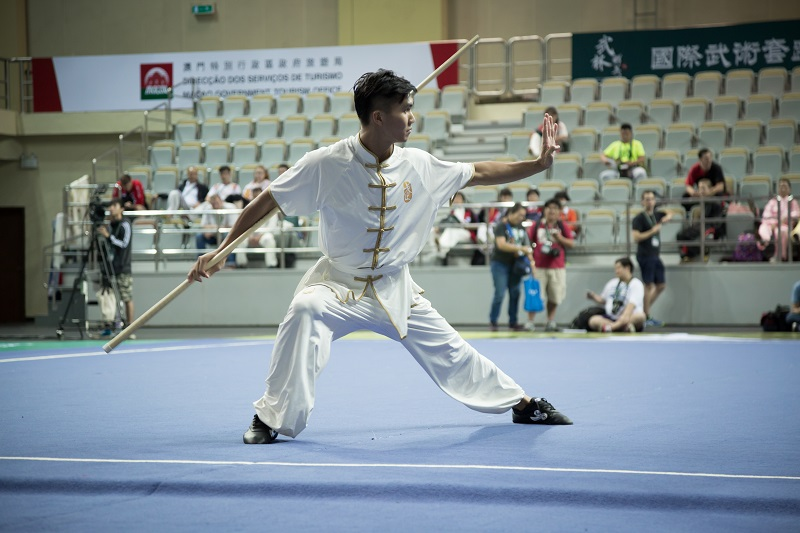 Government to hold Wushu Master Challenge in Macau next year